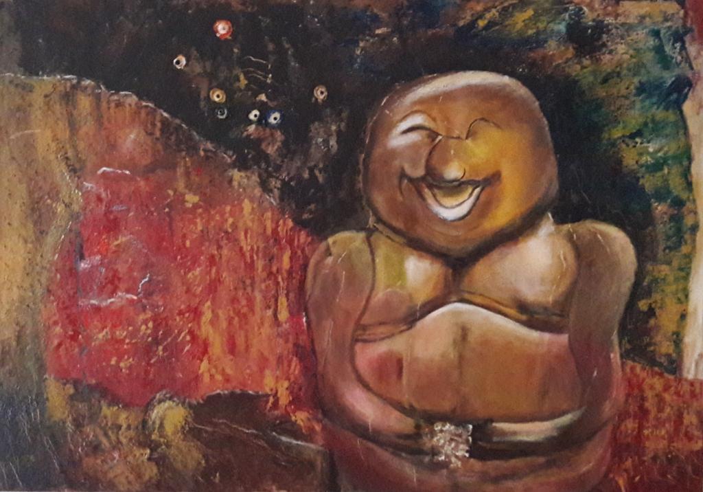 Boeddha from China